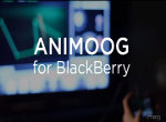 Animoog para BlackBerry