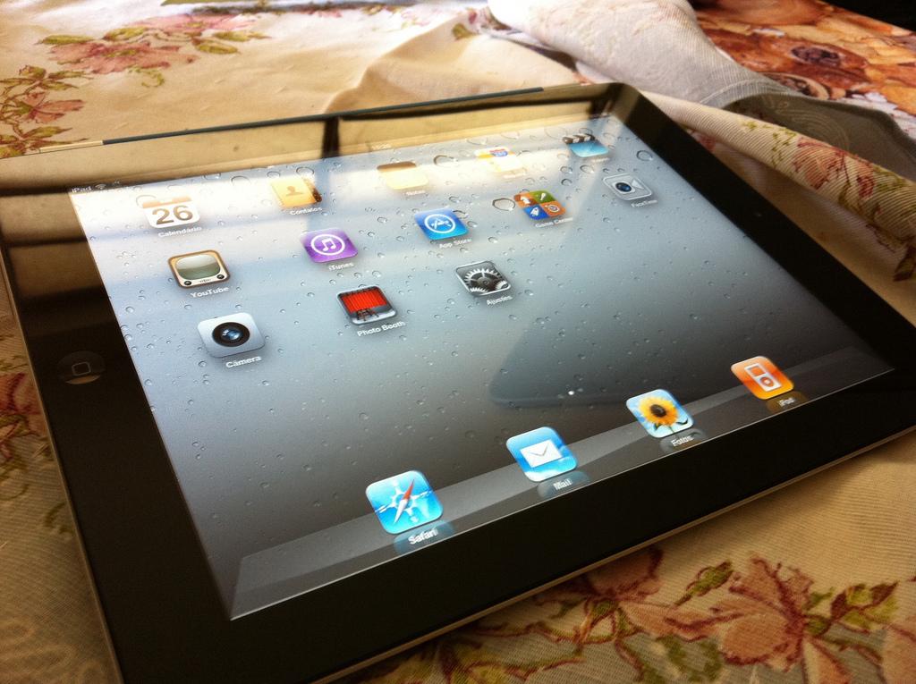 5 ejemplos de uso del iPad en la creación de contenido
