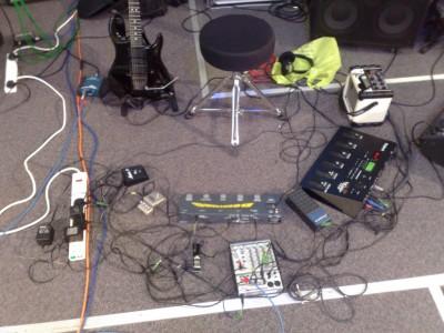 Accesorios iPad para Guitarristas