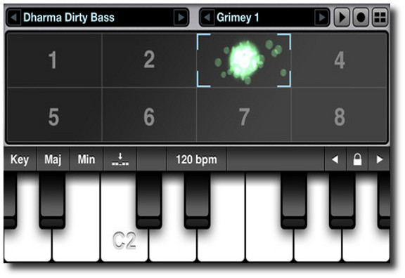 Caracteristicas Alchemy Synth Mobile