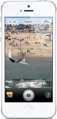Filters para el iPhone - focus y expose