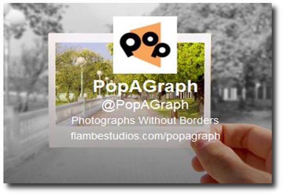 PopAGraph para iPhone, agrega efectos 3D a tus fotos