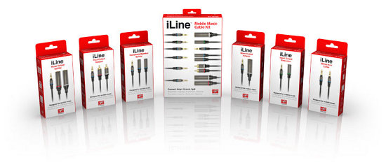 Set iLine Mobile Music Cable  Kit