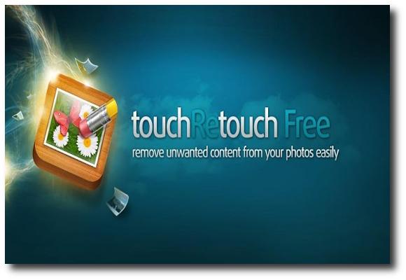 Remover objetos no deseados en fotos con TouchRetouch para Android