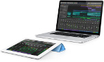 Logic Remote para iPad controlando Logic X