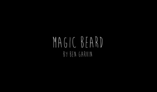 Magic Beard: Animación Stop Motion utilizando el iPhone