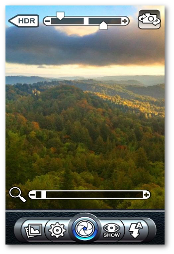 Caracteristicas y funciones HDR para fotos más realistas