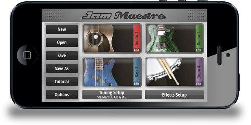 Jam Maestro se actualiza con importantes mejoras
