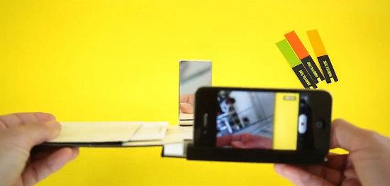 Abracadabrapp: aplicación analógica de foto y vídeo para el iPhone