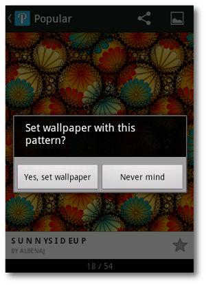 funciones Wallpaper