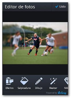Editor de Fotos Focus Effect