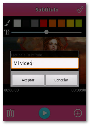 VideoShow editor videos en Android