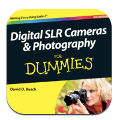 Digital SLR Photography For Dummies aplicaciones iPad para fotógrafos
