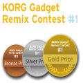 miniatura KORG Gadget Remix Contest