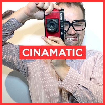 cinamatic app para hacer y editar vídeos