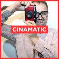 Cinamatic, app para hacer y editar vídeos
