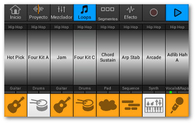 review-música-en-Android-gratis-con-Music-Maker