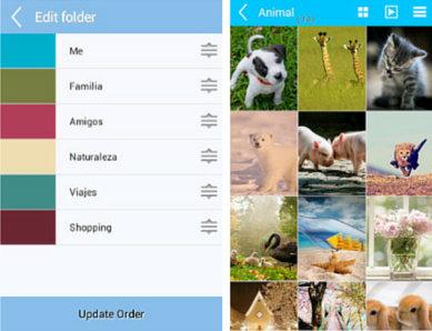Hacer un album de fotos en Android con 3Q Album