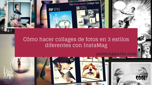 tuto hacer collages de fotos
