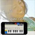Chordana Composer, app móvil para componer música silbando