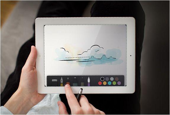 aplicaciones-para-diseñadores-gráficos-en-iPad