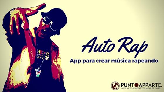 auto rap app para crear musica