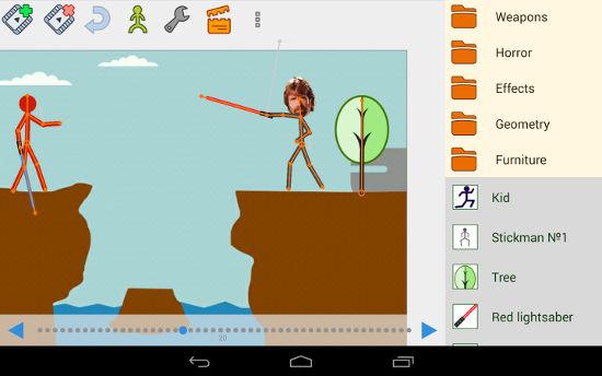 aplicacion para crear videos con fotos y animarlos