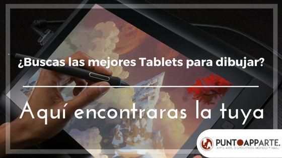 portada las mejores tablets para dibujar