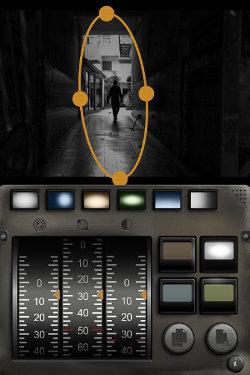 aplicacion para editar fotos en iPhone