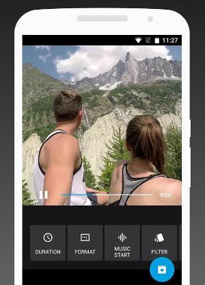 hacer videos gratis con tus fotos