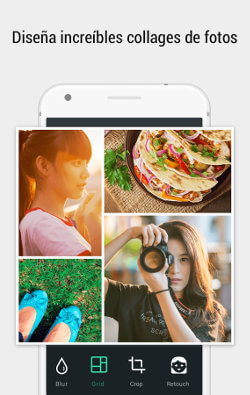 photo grid editor de fotos