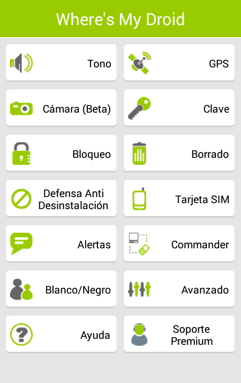 localizador android