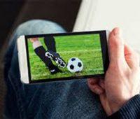 Ver juegos defútbol  gratis desde tu móvil